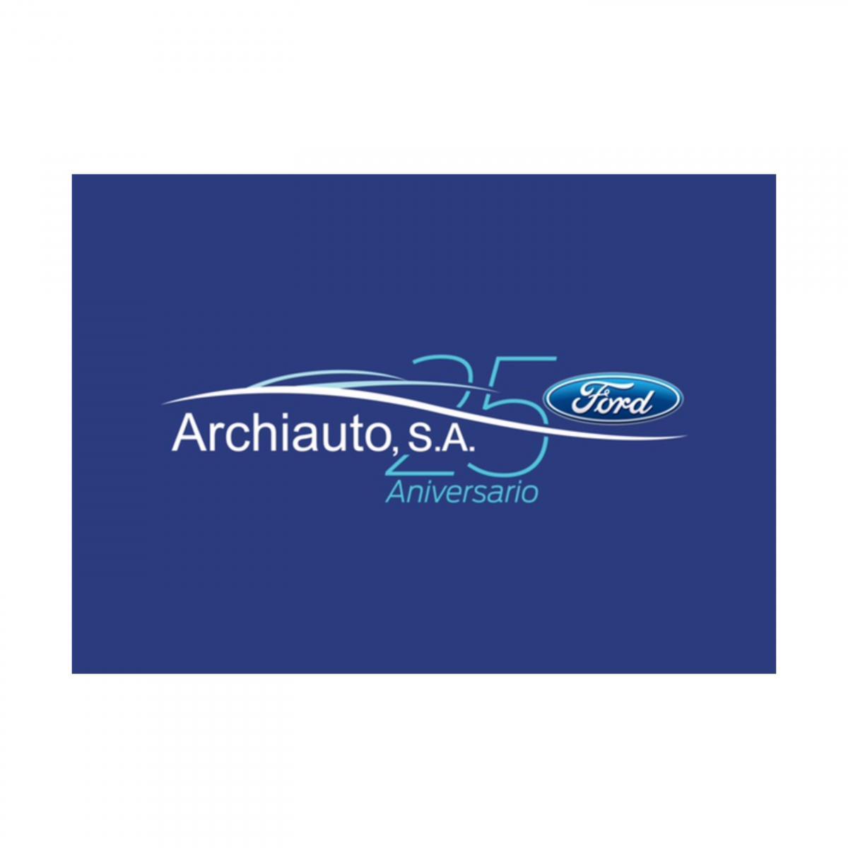 00 Logo cuadrado Archiauto-Ford